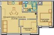 Продажа квартиры, Купить квартиру Юрмала, Латвия по недорогой цене, ID объекта - 313138788 - Фото 2