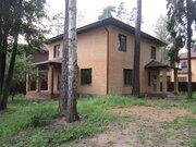 Продается 2 этажный коттедж и земельный участок в г. Пушкино, Клязьма