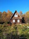 Бревенчатый дом+баня 10сот. черта Сергиев Посада СНТ Первомайское - Фото 5