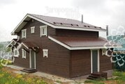 Дом в деревне. Рогачевское ш, 52 км от МКАД, Чеприно. - Фото 2