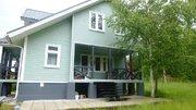 Дом 100 кв.м. в с. Аксиньино, Ступинского р-на на участке 20 соток - Фото 3