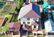 Дом 231 м2 в пос.Николаевка на участке 12,5 соток, 12 км от Уфы.