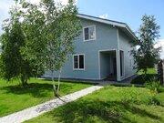 Кп Сокол. Отличный жилой дом на ухоженном участке 24 сотки. Все комуни - Фото 1