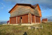 Дом из бревна под отделку в д.Волочаново
