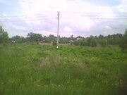 Земельный участок 23 сот. знп в п. Большое Руново недалеко от р. Ока . - Фото 2