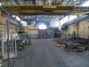 Отапливаемый склад-бывший цех металлообработки, с высокими потолками и - Фото 3