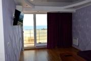 Квартира с ремонтом в новом доме у моря в Алуште, красивый вид