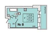 Квартира, ЖК Квартал-парк Светлояр, пр-кт. Машиностроителей, д.40