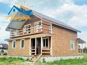 Новый готовый дом на берегу чистого озера в экологическом месте (ИЖС,