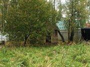 Земельный участок 12 сот. с гаражом и фундаментом в п Михнево - Фото 5