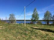 Участок 6 соток в Ленобласти у воды, озеро -60м - Фото 1