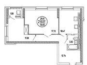 3 738 900 Руб., Продажа двухкомнатной квартиры в новостройке на улице Рудольфа ., Купить квартиру в Уфе по недорогой цене, ID объекта - 320177971 - Фото 2
