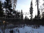 Щелковское ш. 25 км от МКАД, Улиткино, Участок 15 сот.