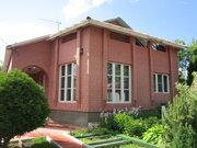 Продается отличный кирпичный дом в г. Пушкино, ул. Луговая, Ярославско - Фото 1