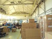 Производственно-складское теплое помещение, 1500м2 в Парголово
