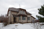Продается дом 210 м. на участке 6 соток в СНТ рядом с деревней Ледово - Фото 1