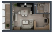 Недорогая квартира в готовом комплексе Авентин - Фото 3