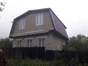 Двухэтажный дачный дом в городском округе Переславль-Залесский