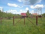 Участок 12 сот. в деревне Федцово Волоколамского р-на - Фото 1