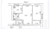 1 995 000 Руб., Предлагаю Вам двухкомнатную квартиру в центре города Волоколамска МО, Купить квартиру в Волоколамске, ID объекта - 333739714 - Фото 2