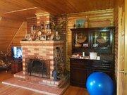 Рубленный дом, Баня, все удобства. 20 соток . п.Першино - Фото 1