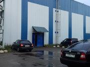 Аренда теплого склада 325.6м2, 1эт, потолок h-9м, ул. М.Новикова 28. - Фото 4