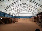 Аренда склада пл. 1034 м2 Подольск Варшавское шоссе в складском .