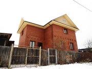 Новый 2-этажный дом в Камышлове, ул. Калинина