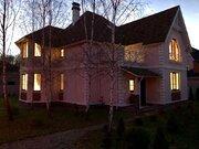 Полностью готовый жилой новый дом 260 кв.м. на участке 10 . - Фото 1