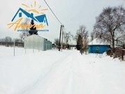 Участок в деревне Буриново.