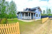 Продается дом 150 м2, д.Сафонтьево, Истринский р-н - Фото 2
