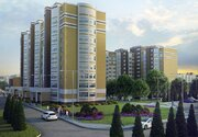 2-х комнатная, Купить квартиру в новостройке от застройщика в Электрогорске, ID объекта - 312505494 - Фото 5
