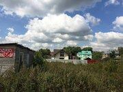 Участок 10 сот, в д. Судаково, г. о.Домодедово, - Фото 1