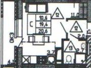 Продажа однокомнатной квартиры в новостройке на улице Кривошеина, ., Купить квартиру в Воронеже по недорогой цене, ID объекта - 320573384 - Фото 2