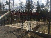 Лесной участок в посёлке премиум класса Ушаковские дачи, Купить земельный участок Леоново, Истринский район, ID объекта - 201408257 - Фото 4
