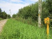 20 соток с магистральным газом. Асфальт до участка. 47 км. от МКАД.