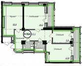 Предлагается 3-комнатная квартира по ул. Пионерская 1
