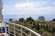 2-комнатная квартира в Гурзуфе с видом на море