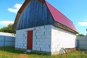 Деревянный дом на участке 15 соток, Продажа домов и коттеджей Хмелево, Киржачский район, ID объекта - 502881871 - Фото 13