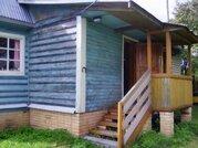 Кирпичный дом в деревне Киржачского района
