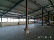 Склад на Ханинском (2 этаж, 2 подъемника, 600кв.м) - Фото 1