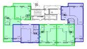 Продажа однокомнатная квартира 45.65м2 в ЖК Рощинский дом 7.3. секции . - Фото 2
