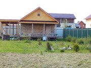 Участок 11 соток сруб для бани из бревна в Бражниково рядом с вдх - Фото 4