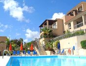 Хороший трехкомнатный Апартамент с видом на море в районе Пафоса - Фото 1