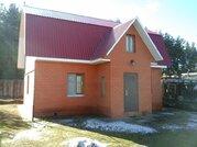 Новый кирпичный дом в курортном местечке Рязанщины - селе Заборье - Фото 1