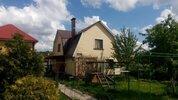 Продается дом / дача 90 м2 на участке 8 соток в Чехове, ул.Авдеева - Фото 1