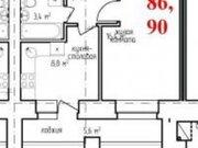 Продажа однокомнатной квартиры в новостройке на Новой улице, 4 в .