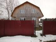 Жилой дом в с.Саввино Егорьевского района Московской области - Фото 1