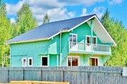 Дом по Ярославскому шоссе в 20 км от Сергиев Посада - Фото 1