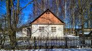 Жилой уютный дом с участком в приграничном посёлке Лавры - Фото 1